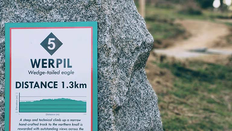 Trailstone 05 Werpil